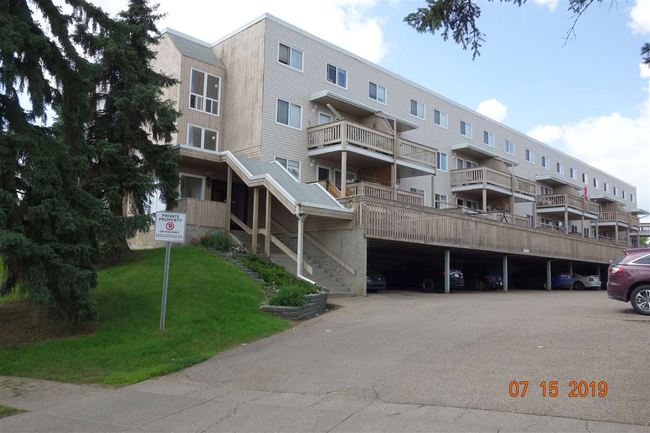 MLS® listing #E4166488 for sale located at 109 105 MCKENNEY Avenue