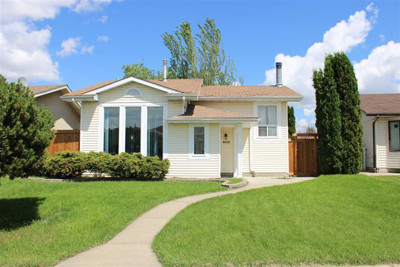 MLS® listing #E4166513 for sale located at 4112 26 Avenue