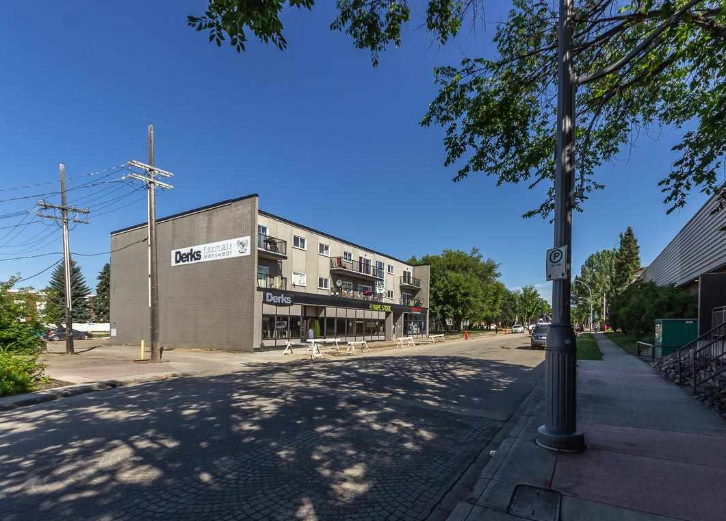 MLS® listing #E4166515 for sale located at 10116 151 Street