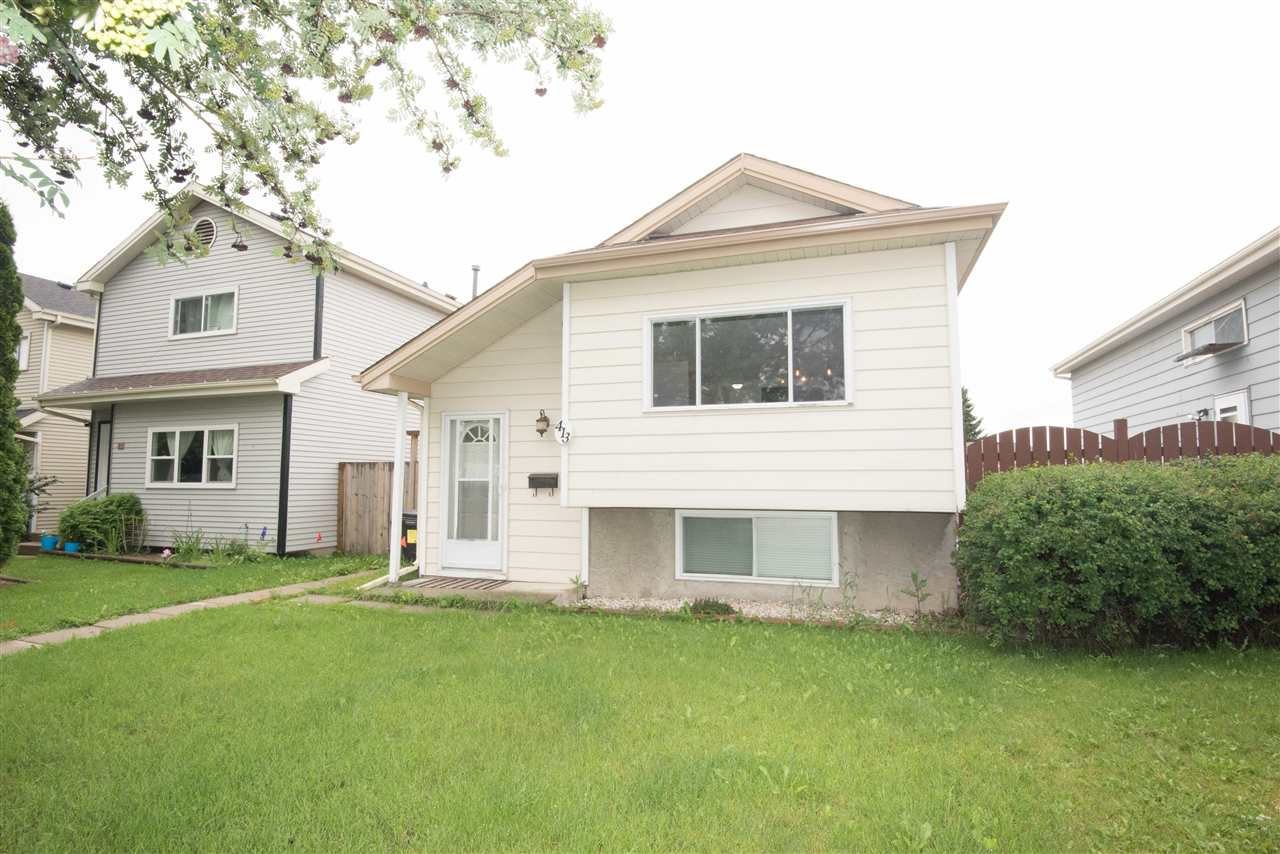 MLS® listing #E4166536 for sale located at 413 KIRKPATRICK Crescent