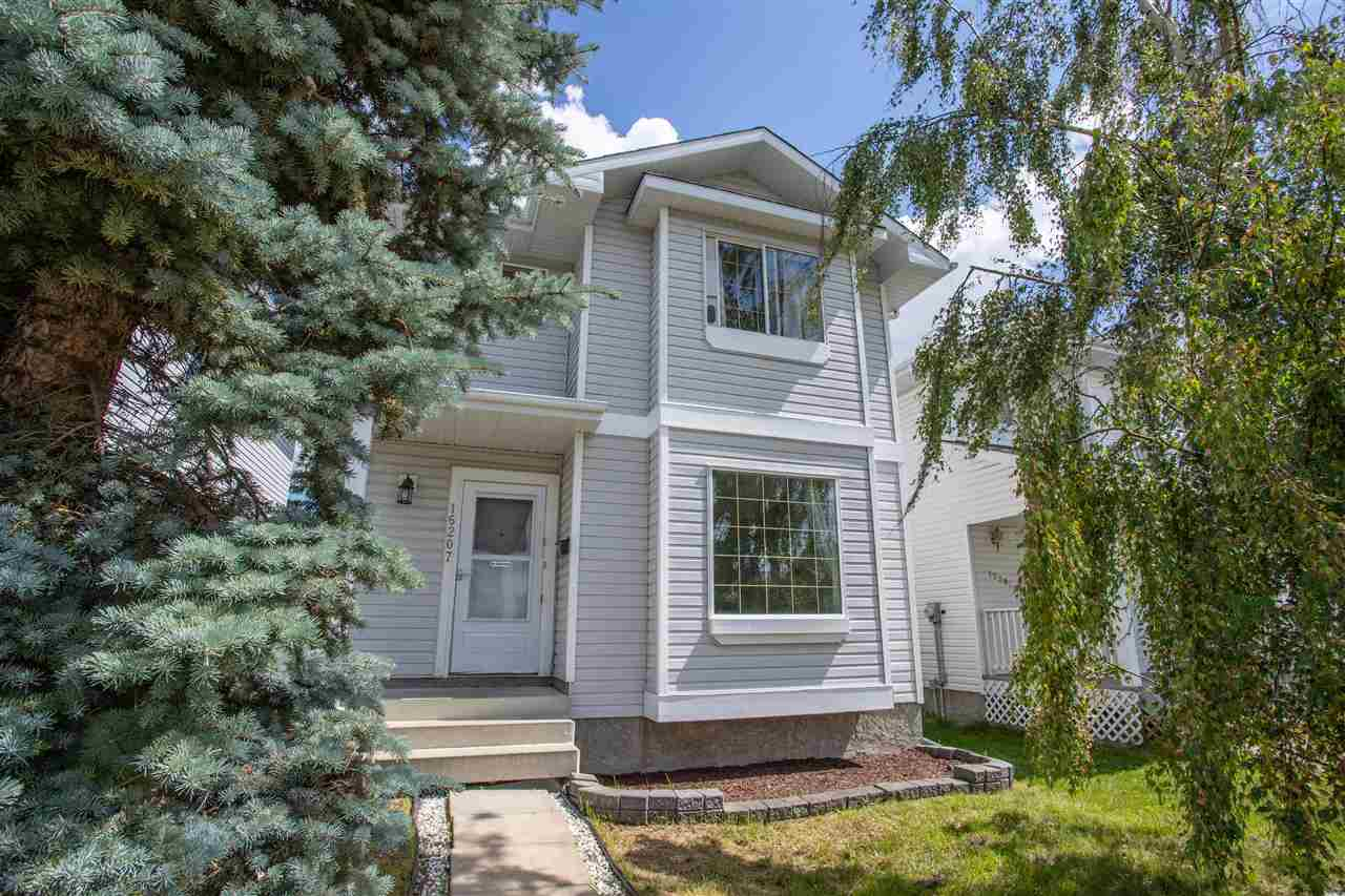 MLS® listing #E4166537 for sale located at 16207 55A Street