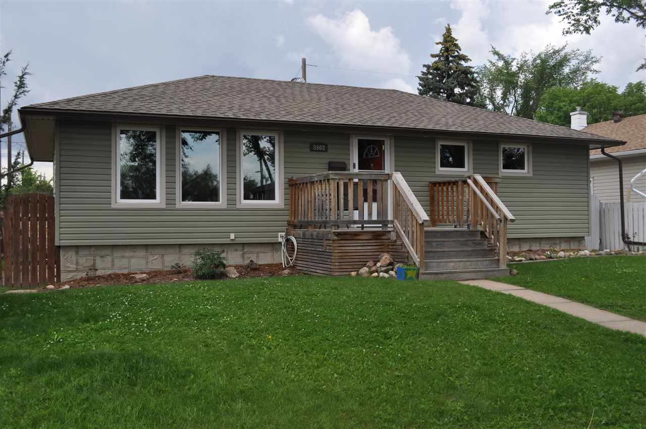MLS® listing #E4166552 for sale located at 8608 64 Avenue