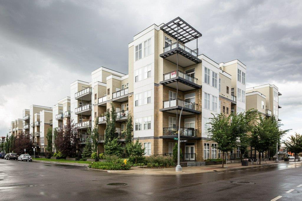 MLS® listing #E4166560 for sale located at 218 10531 117 Street