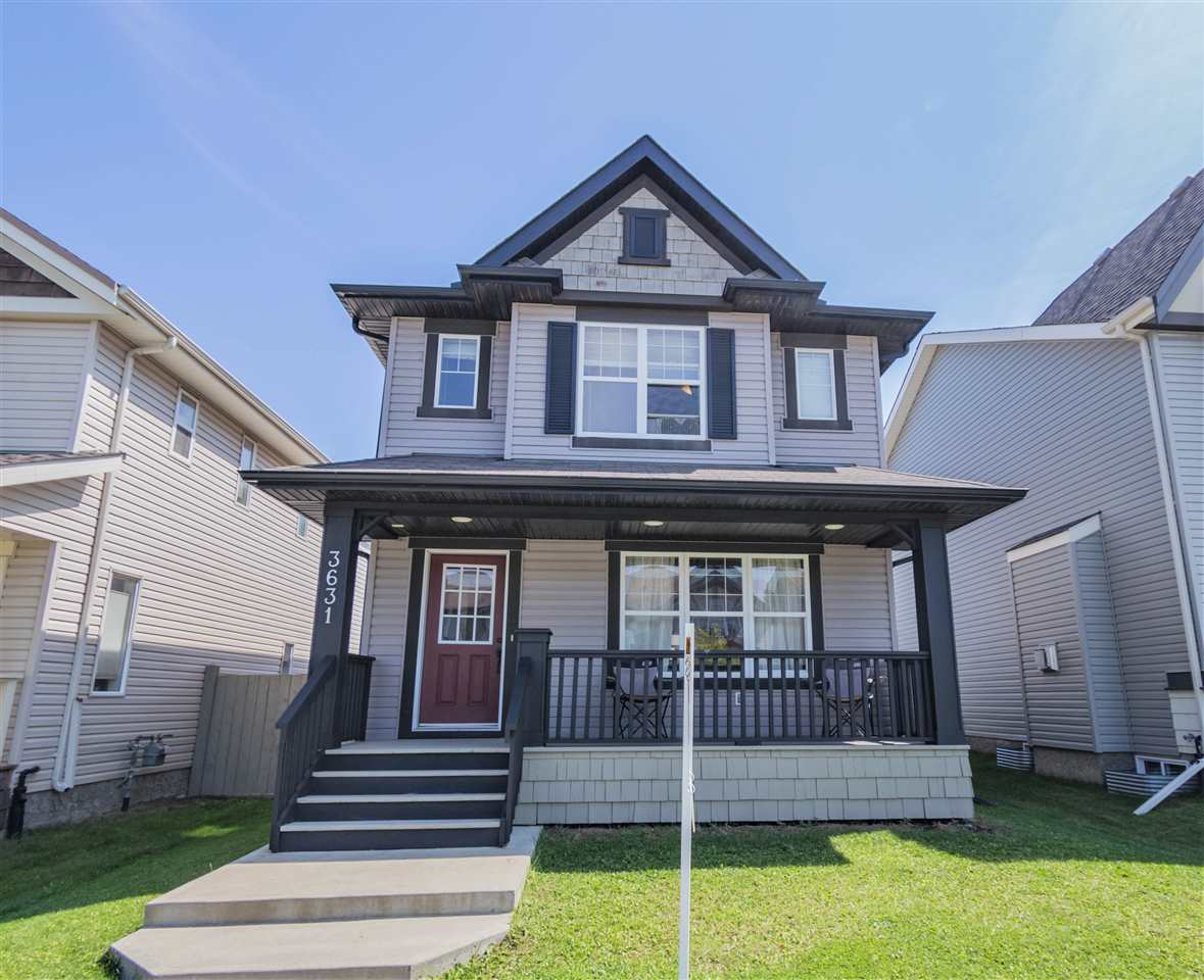 MLS® listing #E4166586 for sale located at 3631 13 Street