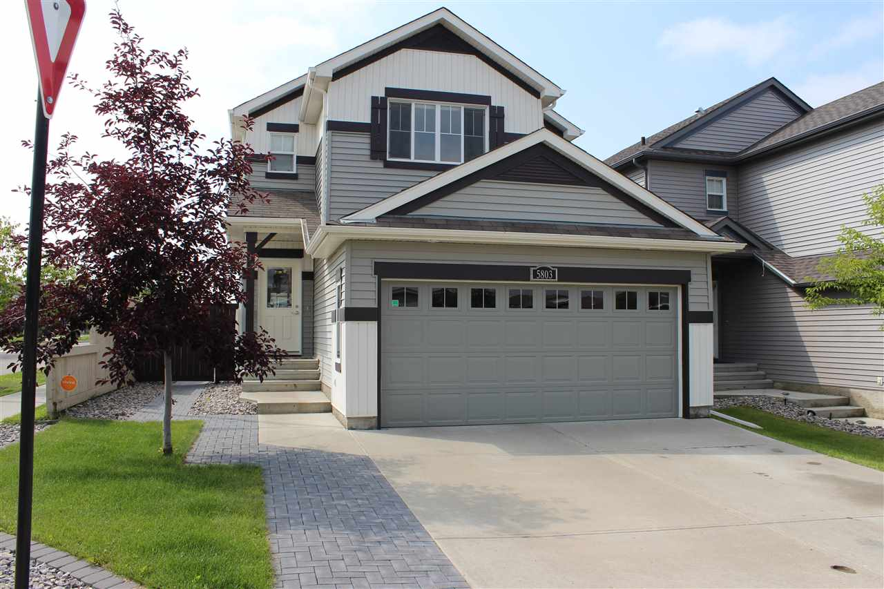 MLS® listing #E4166602 for sale located at 5803 18 Avenue