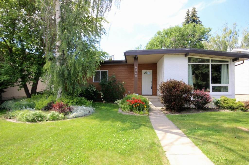 MLS® listing #E4166606 for sale located at 4340 114A Street