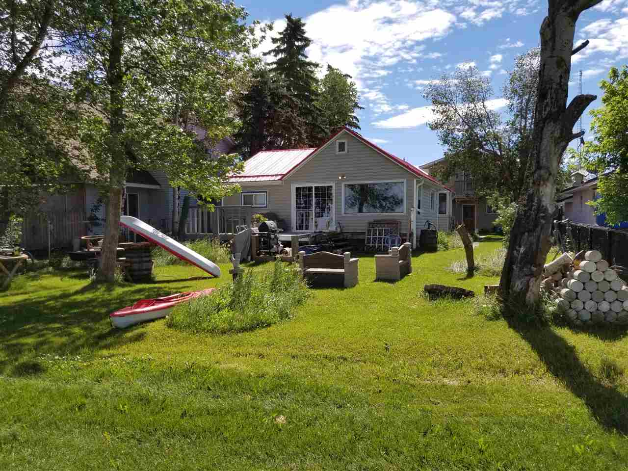MLS® listing #E4166613 for sale located at 4812 50 Avenue