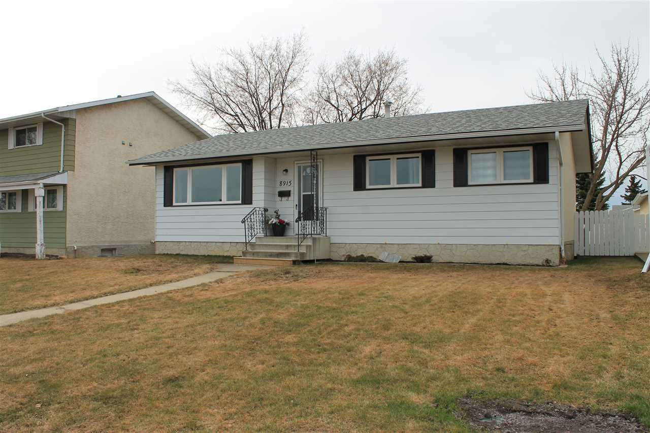 MLS® listing #E4166614 for sale located at 8915 152 Avenue