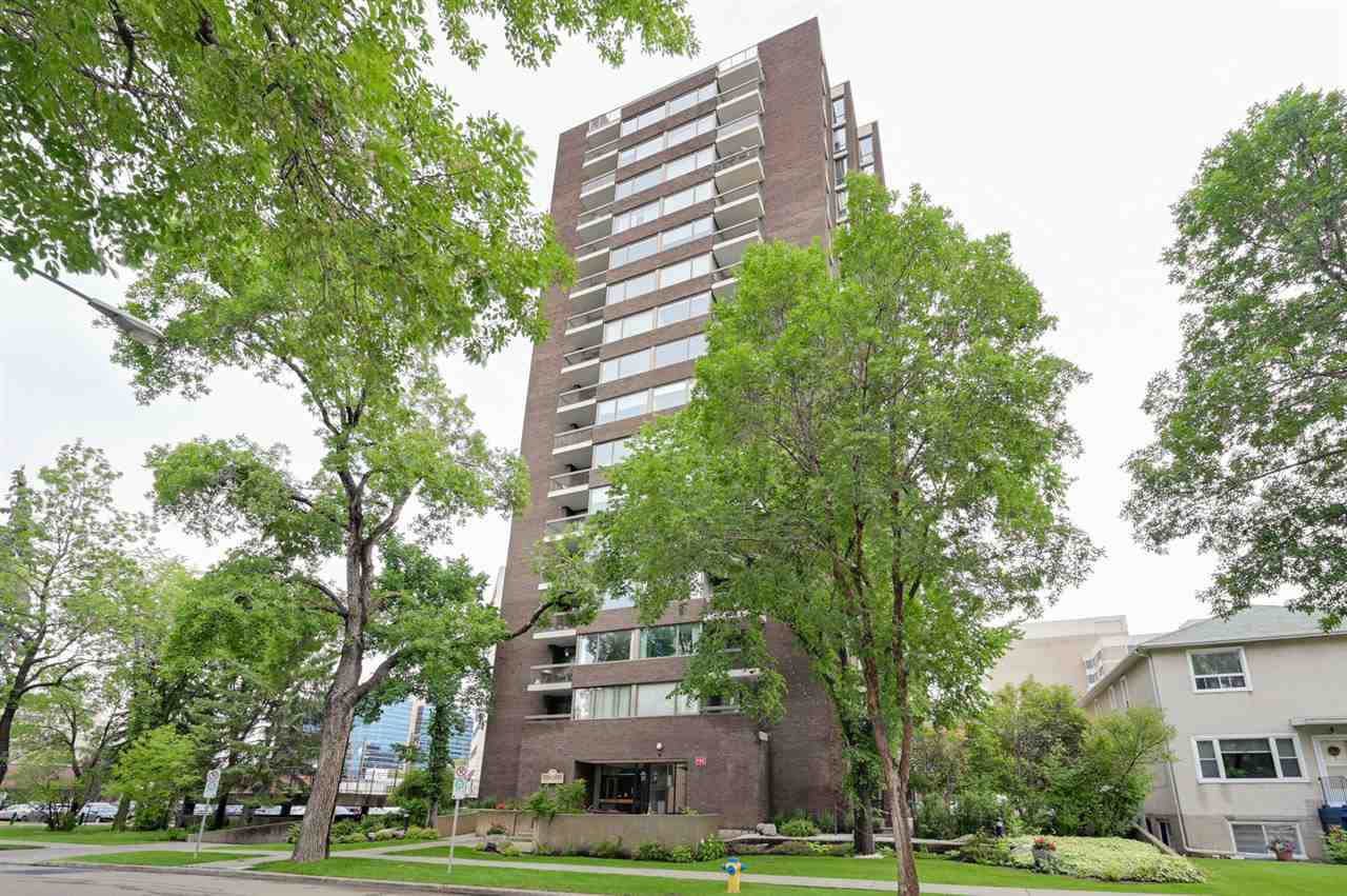 MLS® listing #E4166616 for sale located at 1701 10025 113 Street