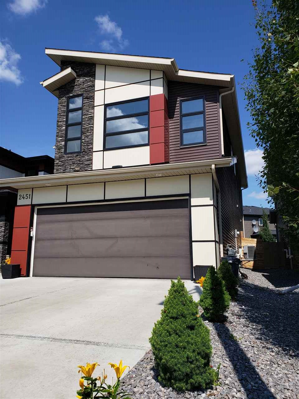 MLS® listing #E4166619 for sale located at 2451 WARE Crescent