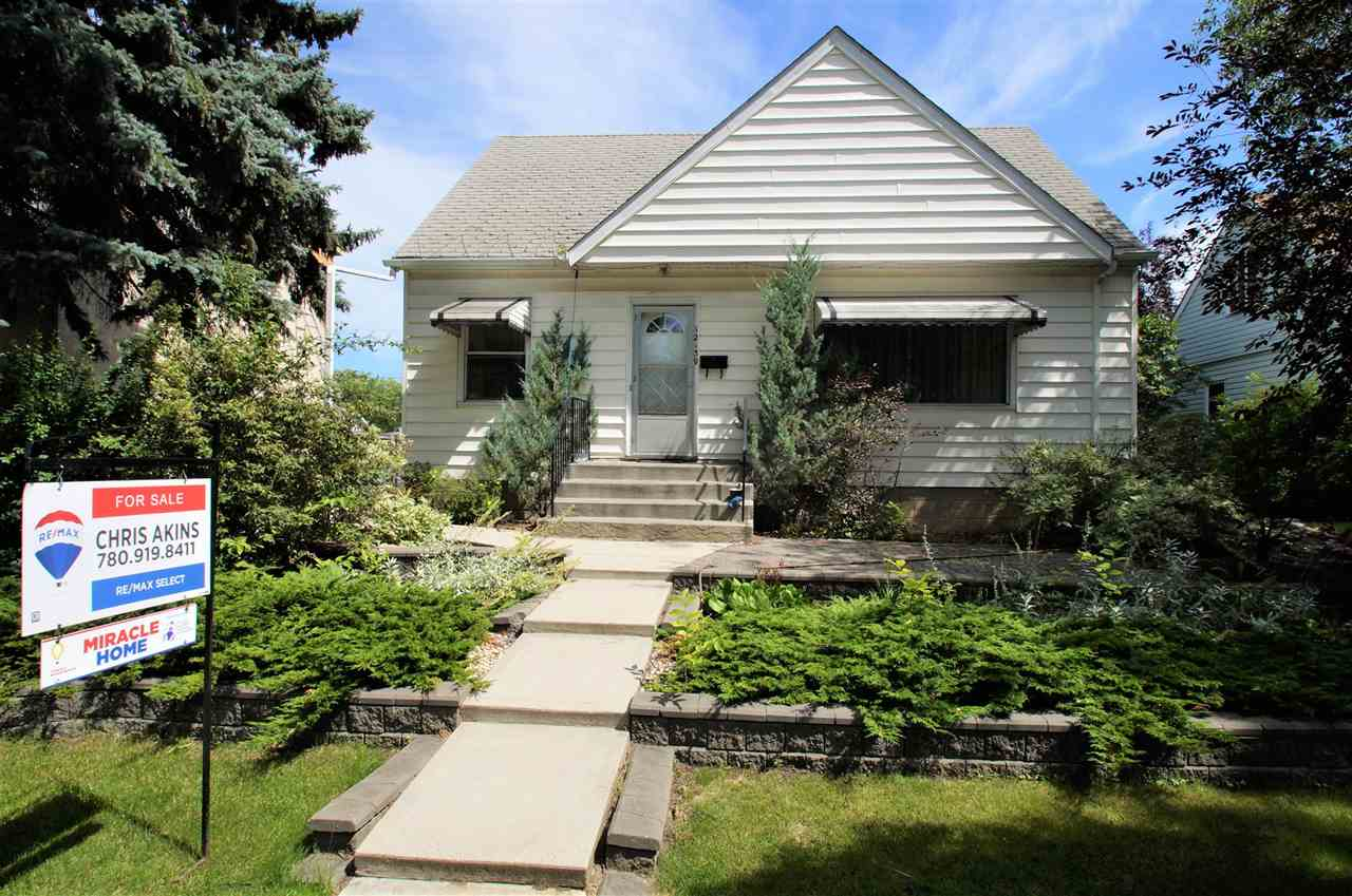 MLS® listing #E4166639 for sale located at 12139 129 Street