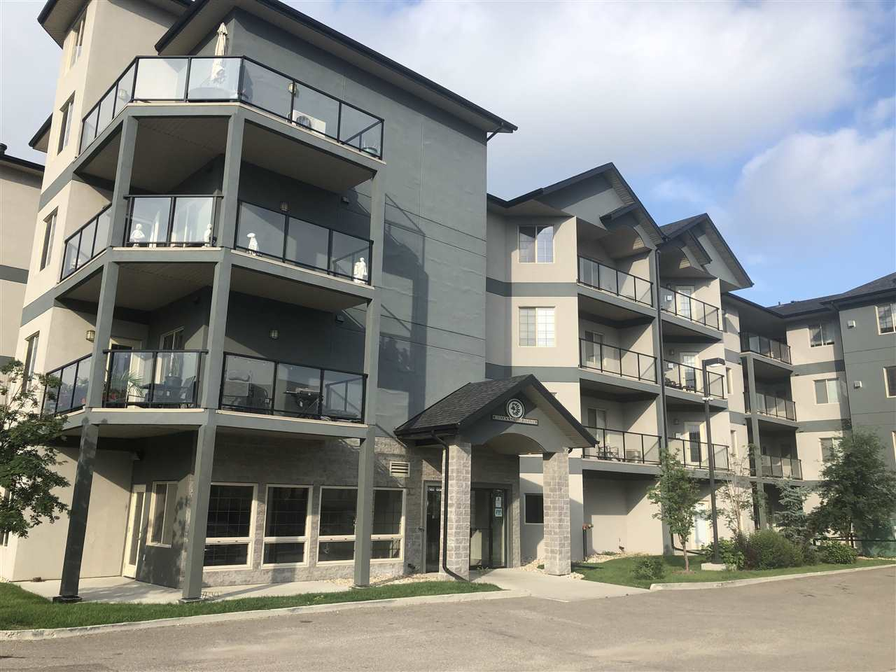 MLS® listing #E4166671 for sale located at 205 16235 51 Street