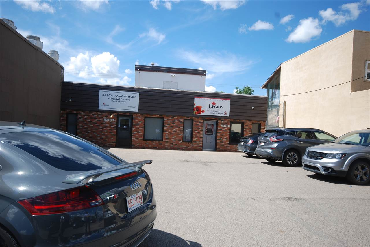 MLS® listing #E4166675 for sale located at 10720 101 Street