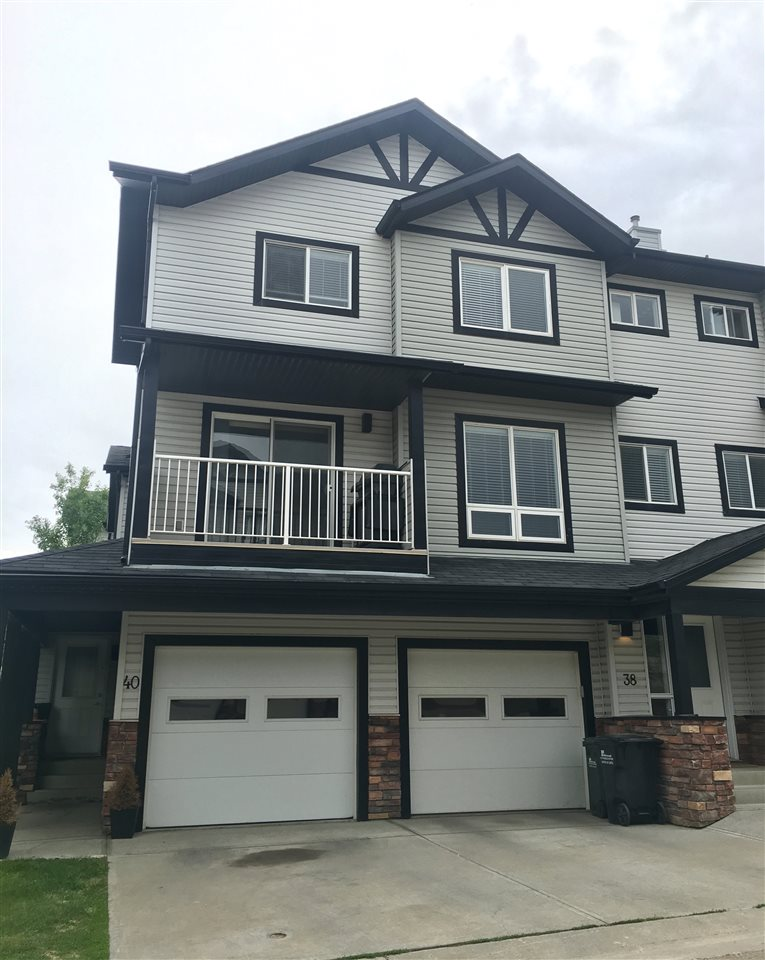 MLS® listing #E4166678 for sale located at 38 11 CLOVER BAR Lane