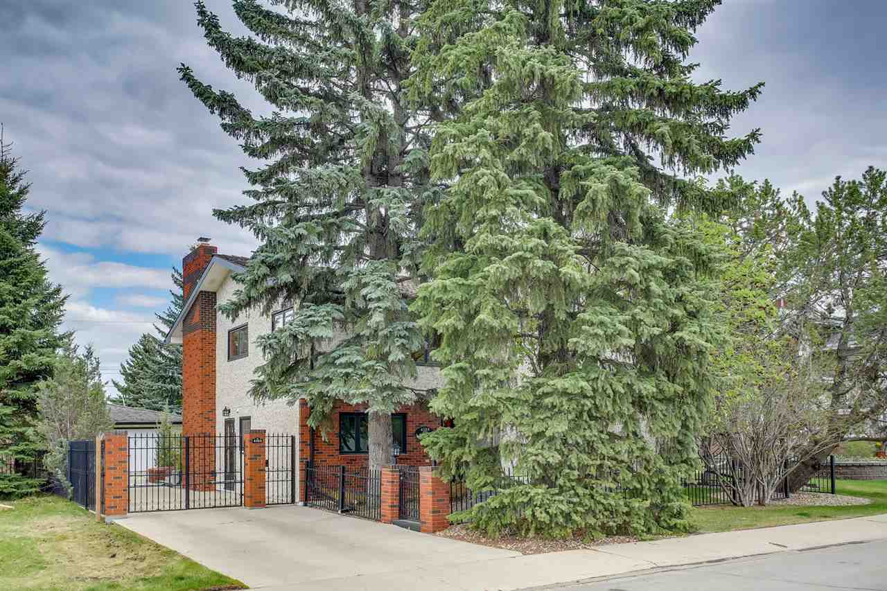 MLS® listing #E4166689 for sale located at 4103 ASPEN Drive W