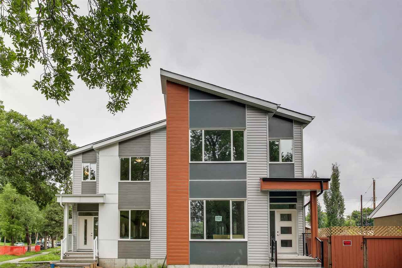 MLS® listing #E4166709 for sale located at 8258 93A Avenue NW