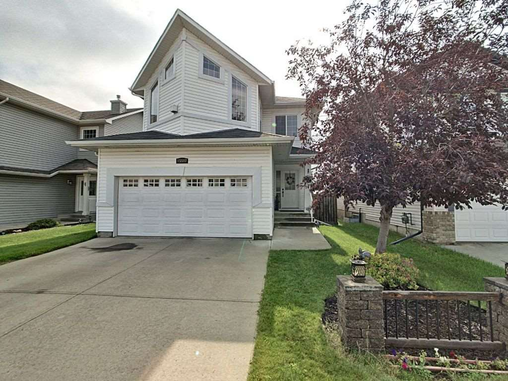MLS® listing #E4166711 for sale located at 15507 47 Street