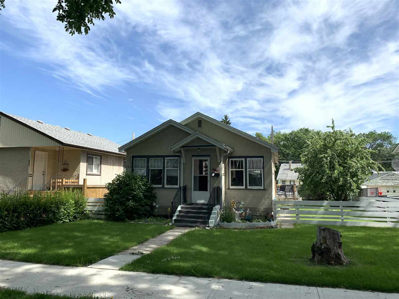MLS® listing #E4166718 for sale located at 11825 61 Street