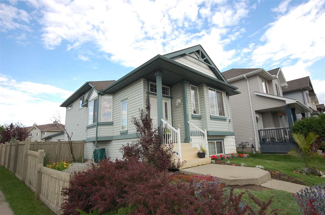 MLS® listing #E4166723 for sale located at 322 85 Street SW