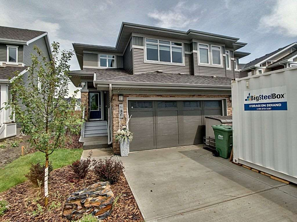 MLS® listing #E4166727 for sale located at 80 James Crescent