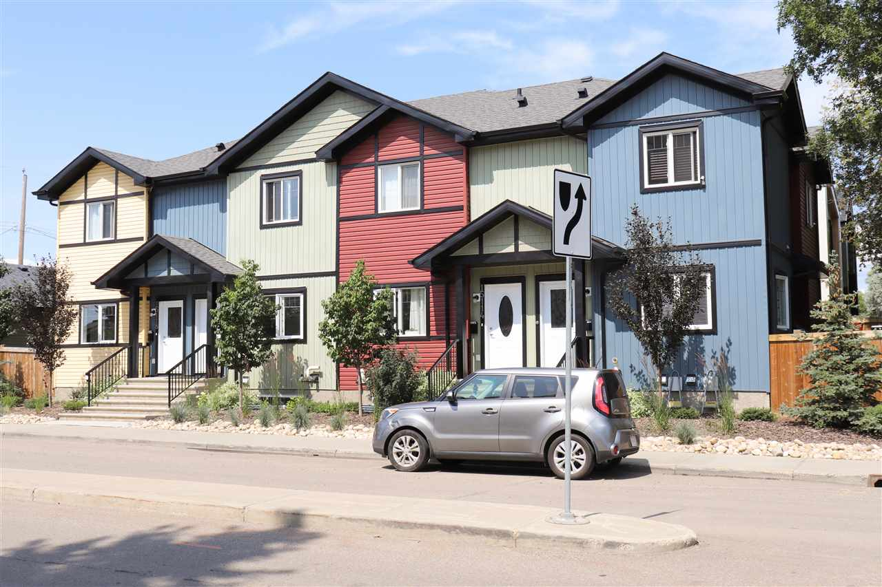 MLS® listing #E4166738 for sale located at 15112 102 Avenue