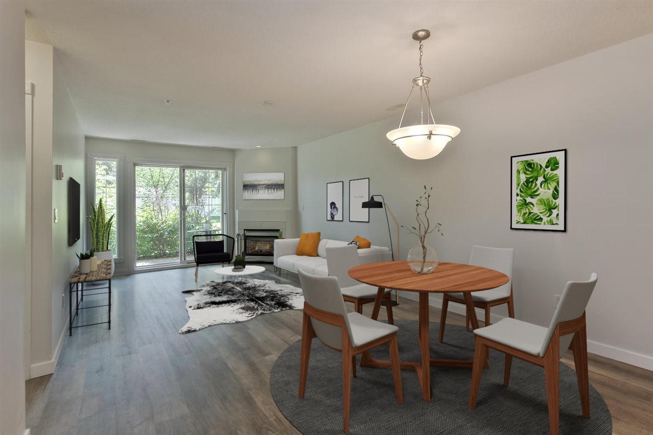 MLS® listing #E4166746 for sale located at 117 12110 106 Avenue