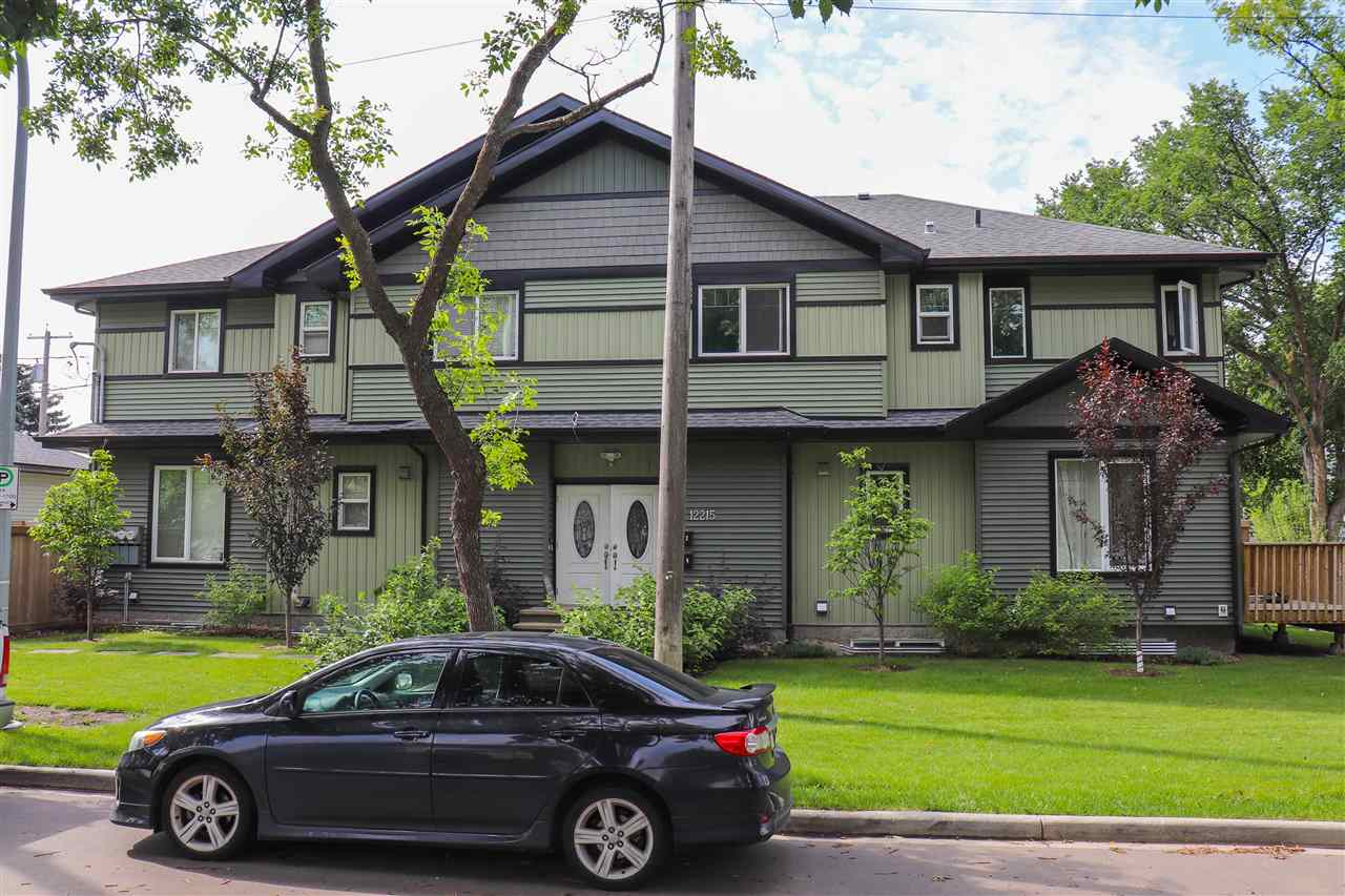 MLS® listing #E4166751 for sale located at 1 12215 119 Avenue
