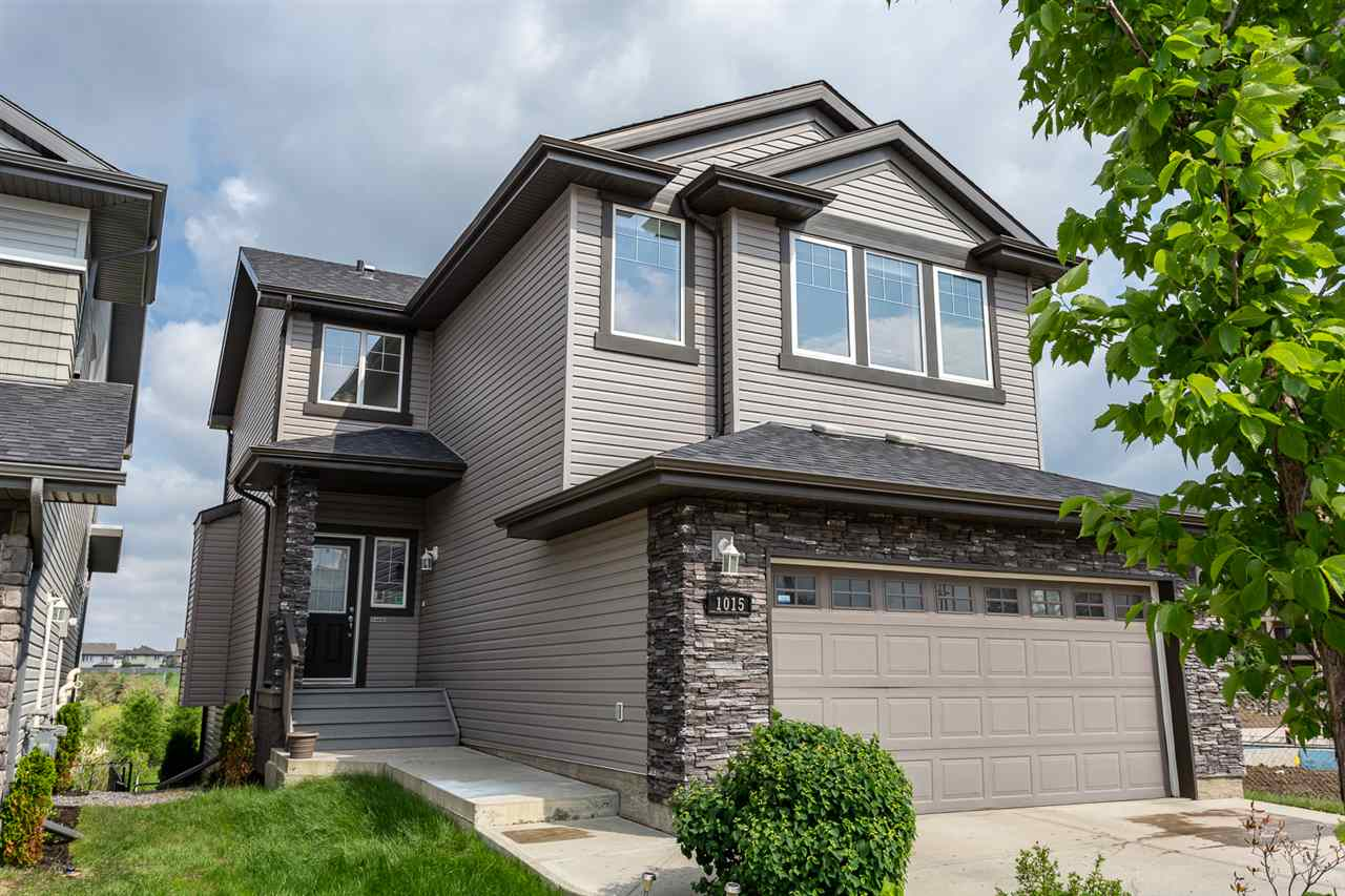 MLS® listing #E4166754 for sale located at 1015 173 Street