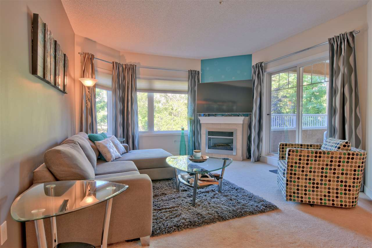 MLS® listing #E4166783 for sale located at 221 8931 156 Street