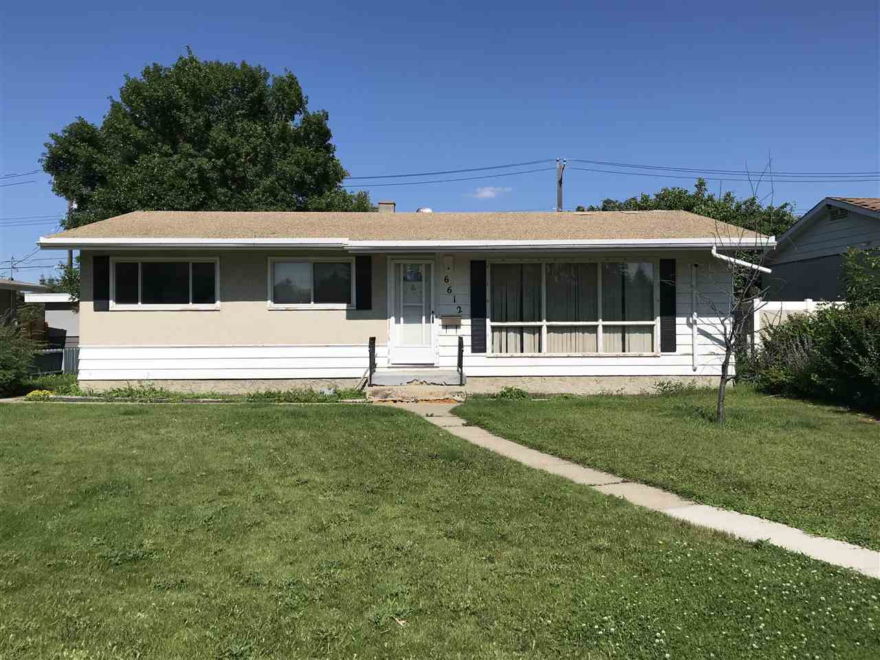 MLS® listing #E4166803 for sale located at 6612 103 Avenue