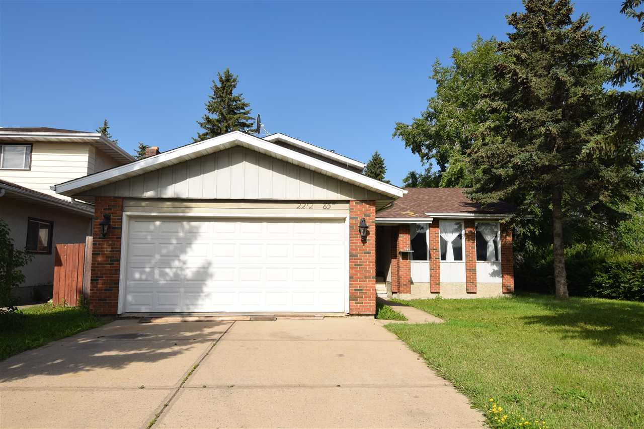 MLS® listing #E4166823 for sale located at 2212 85 Street