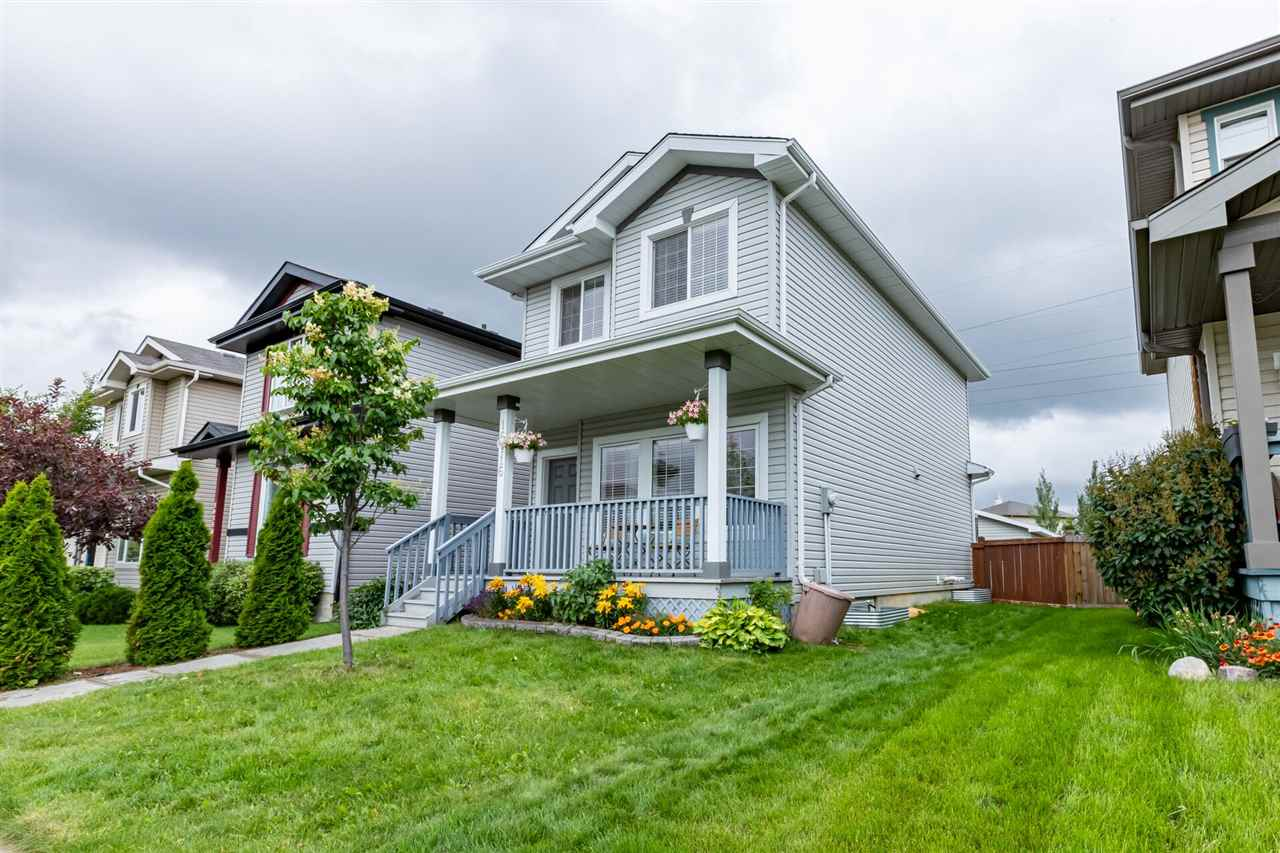 MLS® listing #E4166841 for sale located at 16116 43 Street