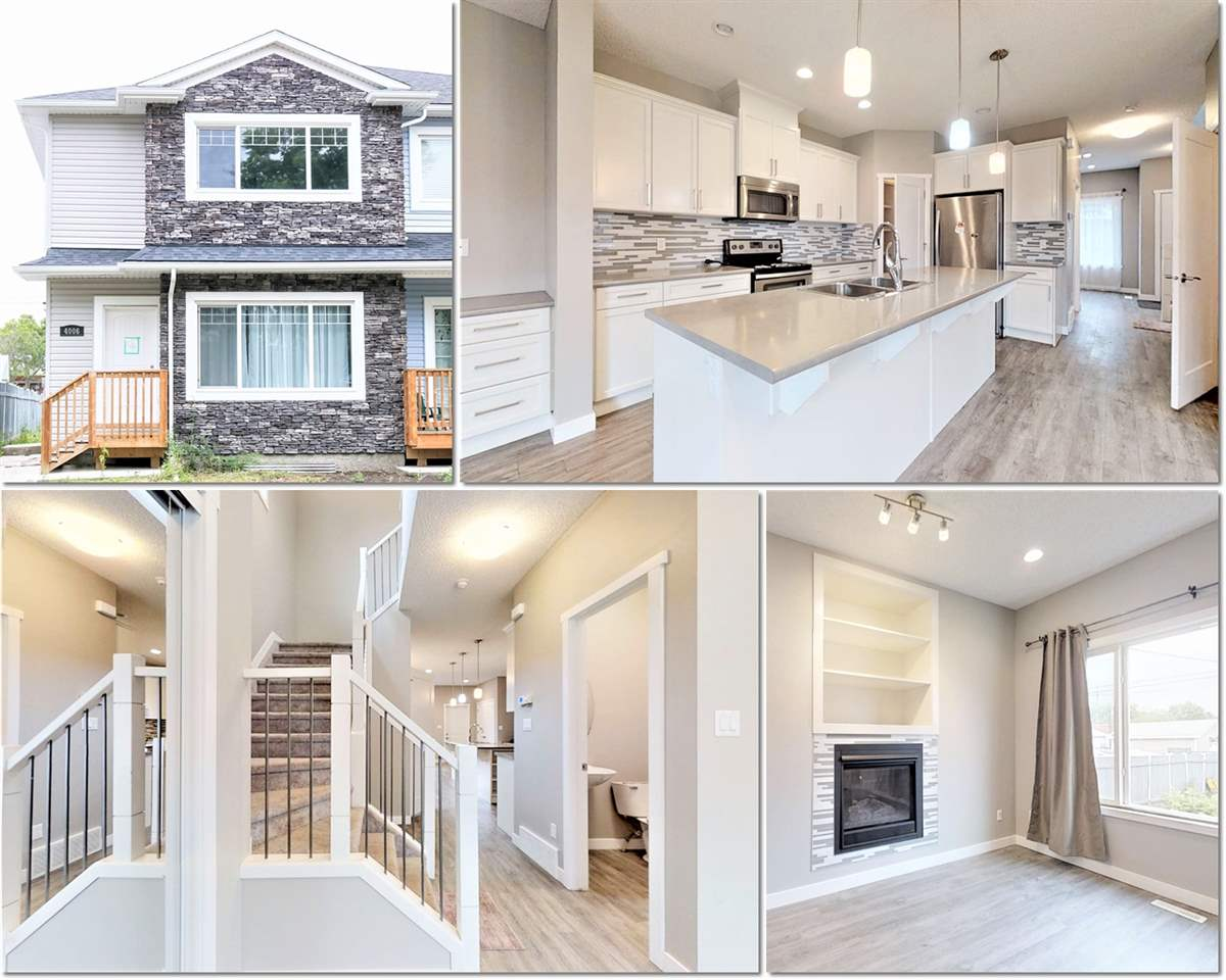MLS® listing #E4166862 for sale located at 4006 117 Avenue