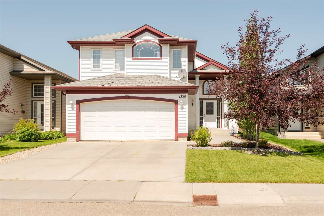 MLS® listing #E4166928 for sale located at 4530 154 Avenue