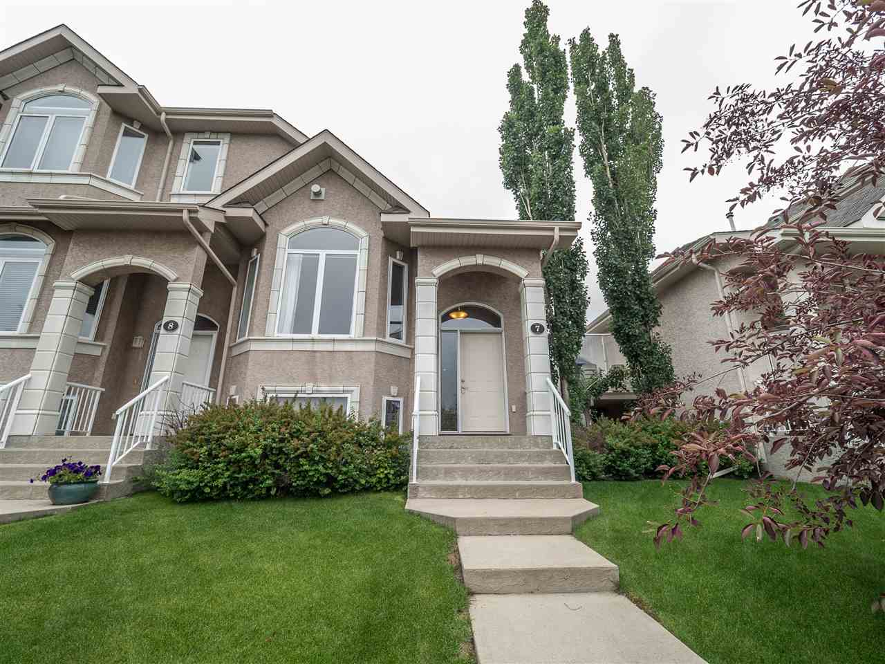 MLS® listing #E4166974 for sale located at 7 101 JIM COMMON Drive