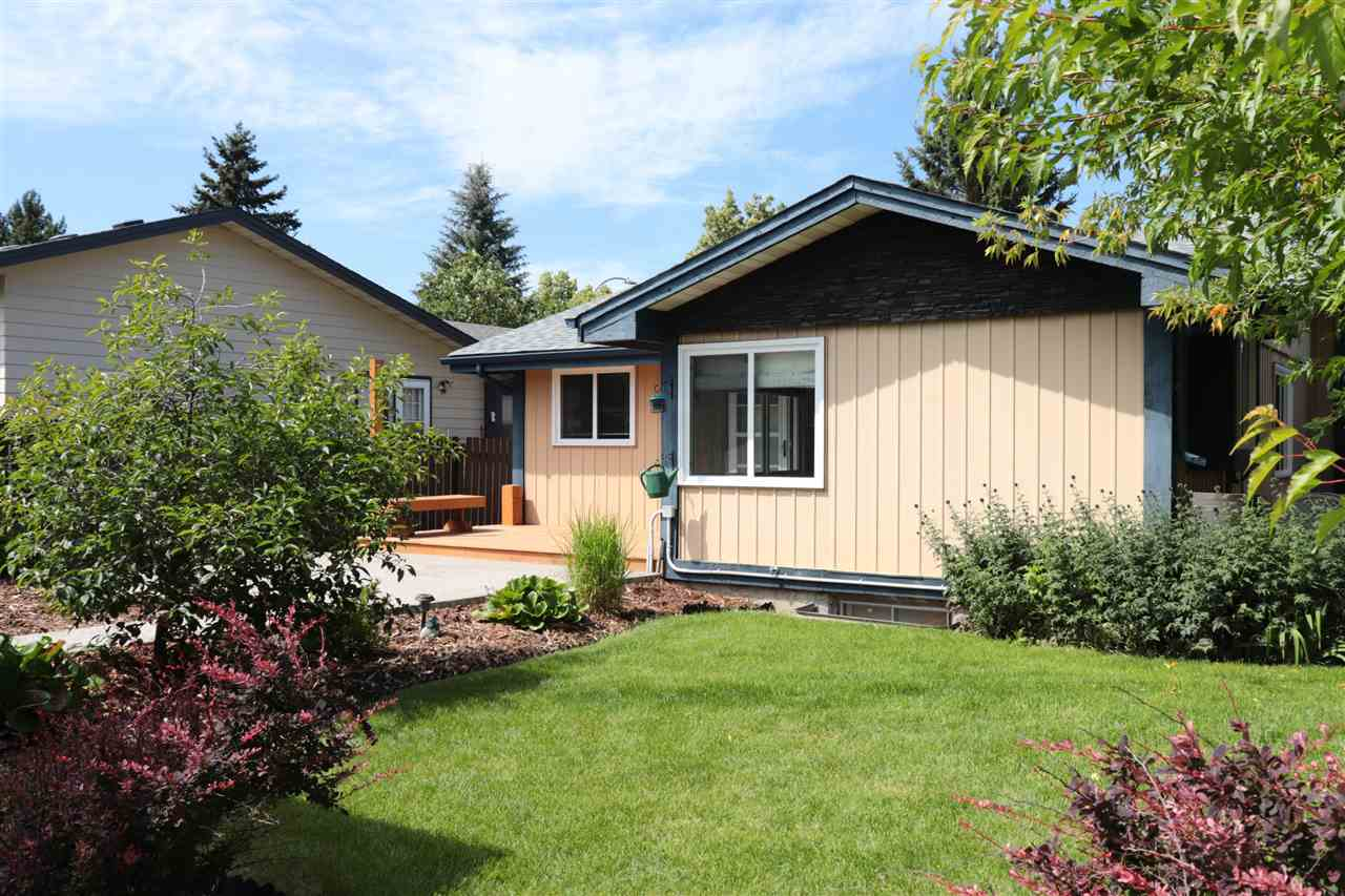 MLS® listing #E4167010 for sale located at 1211 37 Street NW