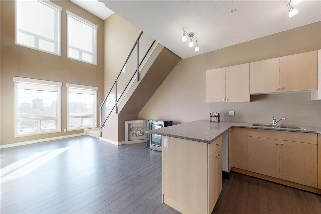 MLS® listing #E4167013 for sale located at 607 11425 105 Avenue