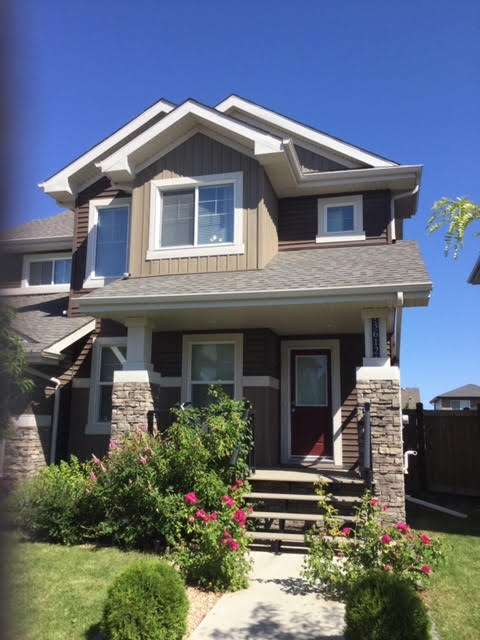 MLS® listing #E4167058 for sale located at 3612 WEIDLE Bend