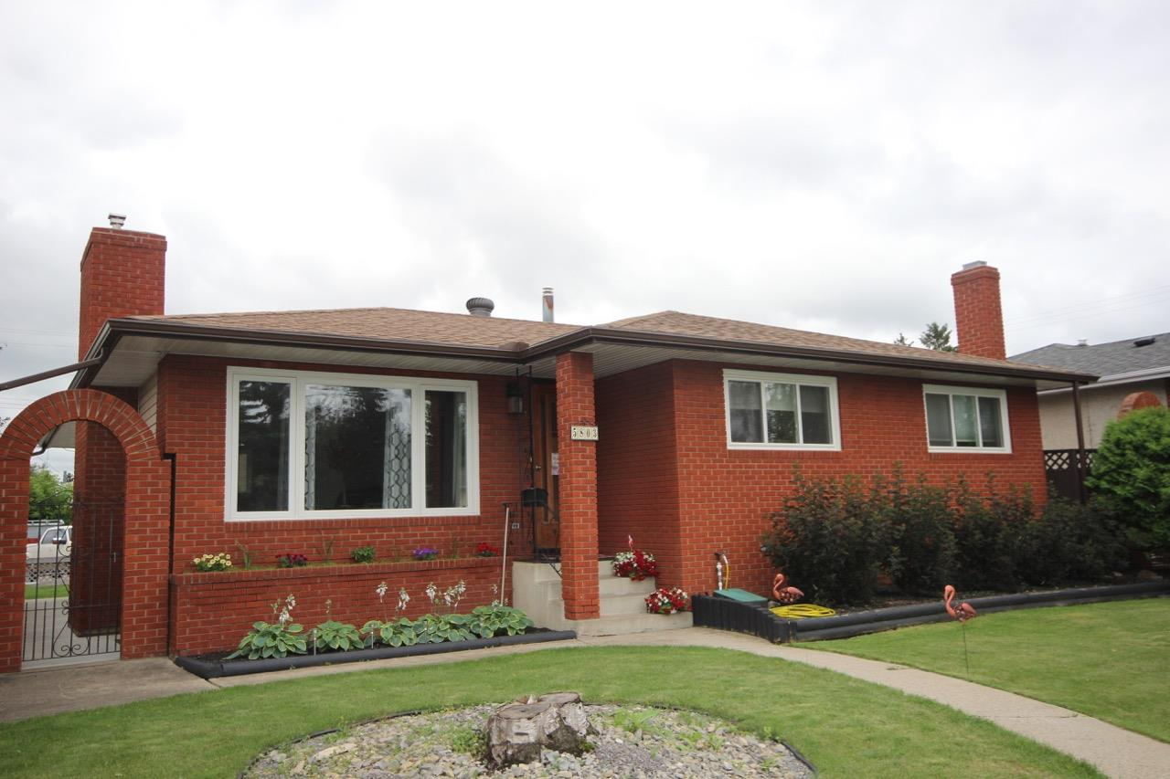 MLS® listing #E4167063 for sale located at 5803 85 Avenue