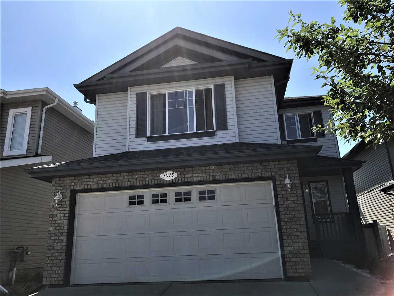 MLS® listing #E4167107 for sale located at 1075 LEGER Boulevard