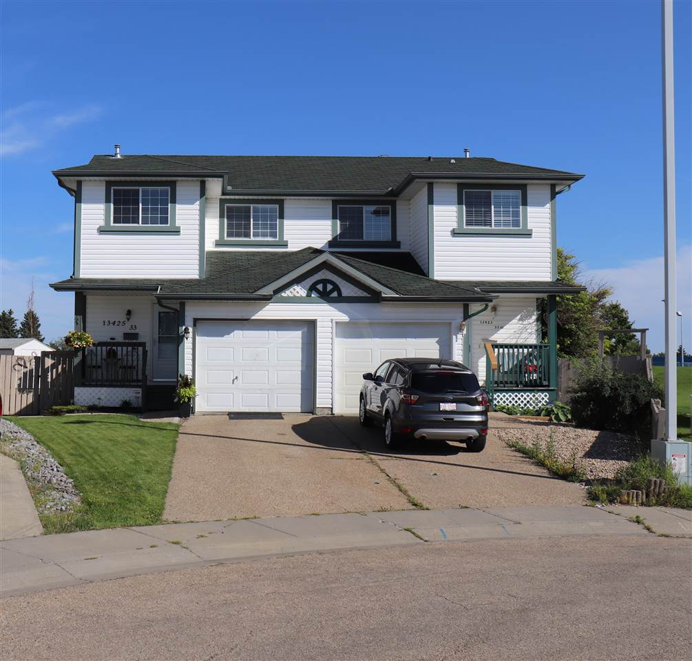 MLS® listing #E4167112 for sale located at 13425 33 Street