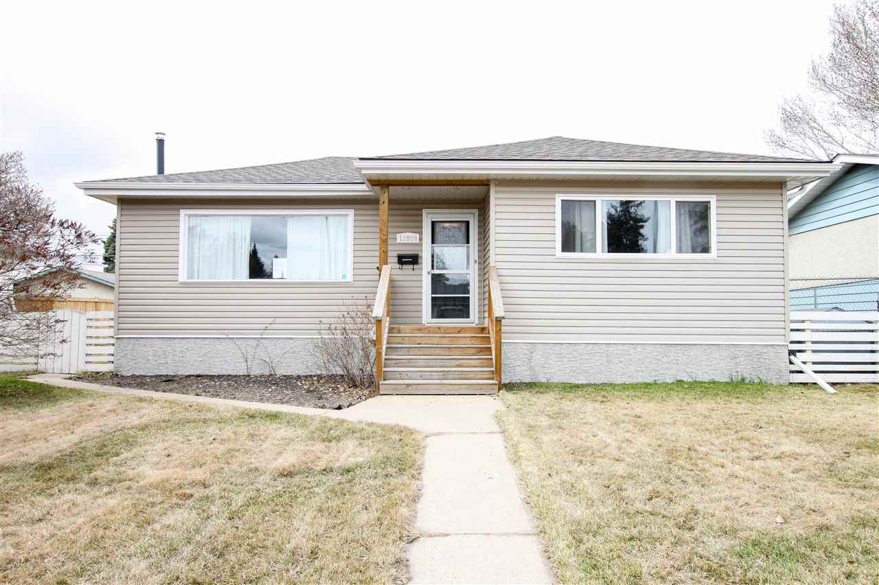 MLS® listing #E4167131 for sale located at 12820 133 Street
