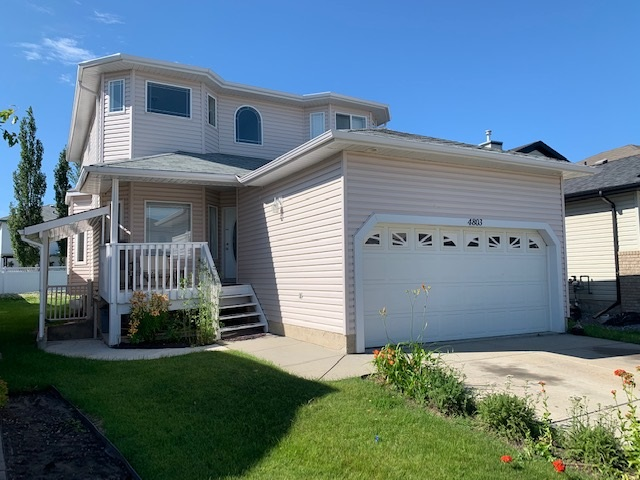 MLS® listing #E4167145 for sale located at 4803 164 Avenue