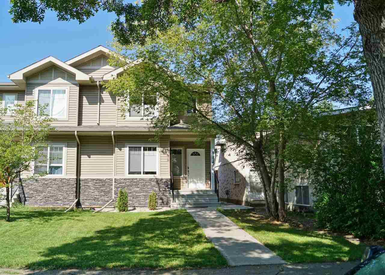 MLS® listing #E4167149 for sale located at 11144 129 Street