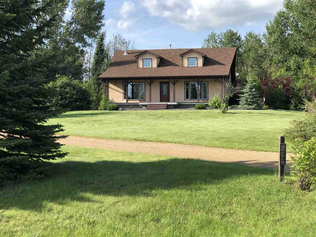 MLS® listing #E4167158 for sale located at 266 52514 RGE RD 223