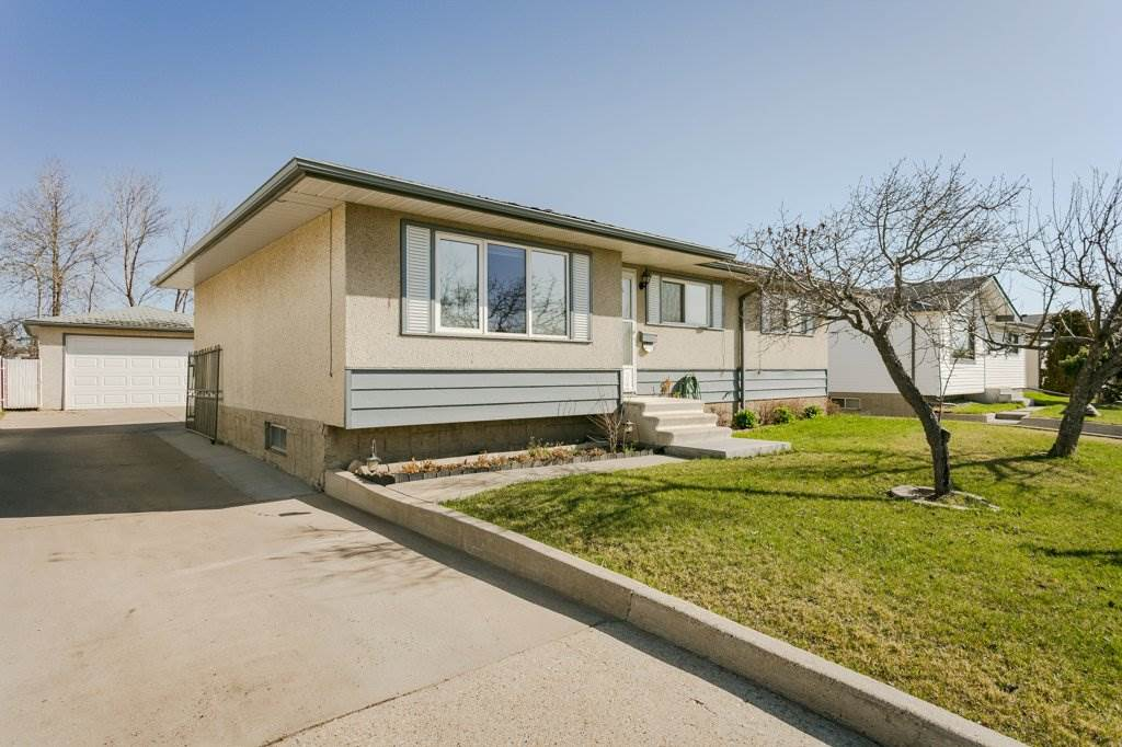 MLS® listing #E4167161 for sale located at 5932 149 Avenue