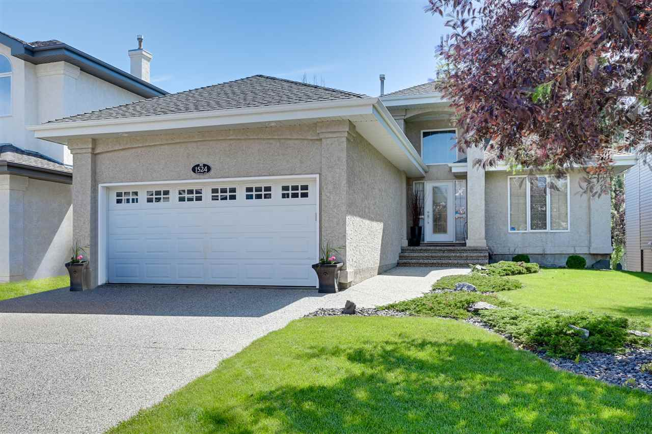 MLS® listing #E4167199 for sale located at 1524 THOROGOOD Close