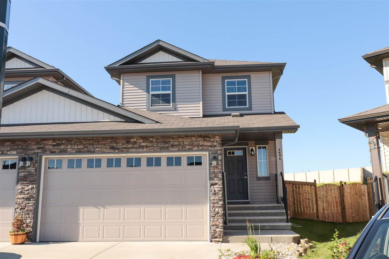 MLS® listing #E4167213 for sale located at 3606 9 Street