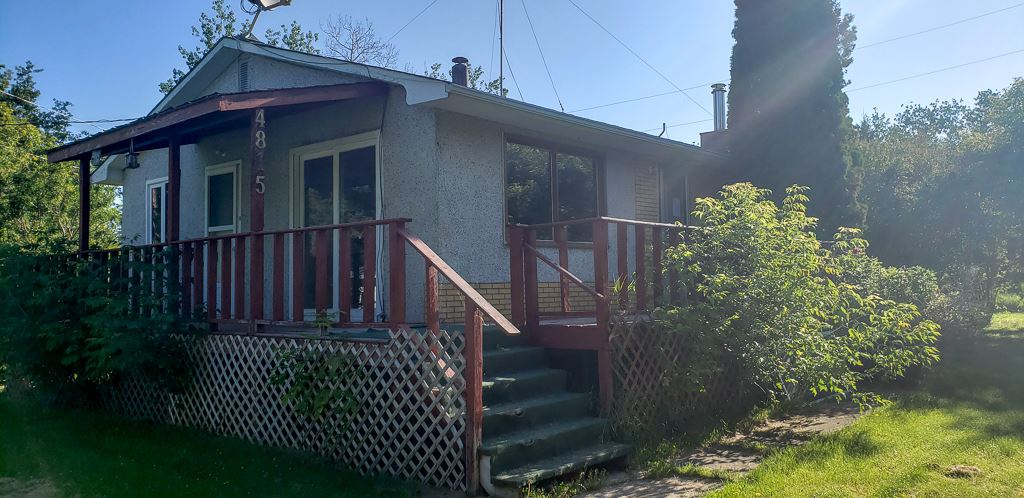 MLS® listing #E4167257 for sale located at 4815 50 Avenue