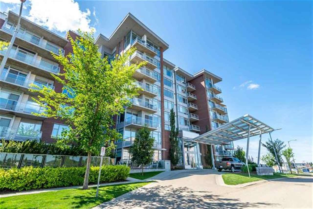MLS® listing #E4167276 for sale located at 205 2612 109 Street